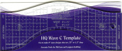 Hq Wave C Longarm Template