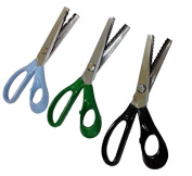 ToolUSA Premium Pinking Shears 3 Piece Set