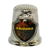 Souvenir Thimble - Arizona