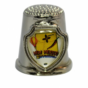 Souvenir Thimble - New Mexico