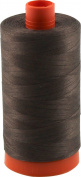Aurifil Thread 1140 BARK (Brown) Cotton Mako 50wt Large Spool 1300m