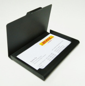Business Name Card Holder Aluminium Case - ** Various Colours **