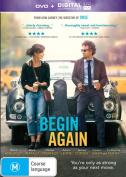 Begin Again (DVD/UV) [Region 4]