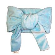Herbal Concepts Comfort Wrap, Lumbar, Light Blue