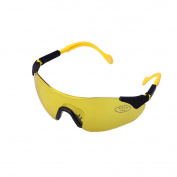 Easyinsmile Fashion Brand New Anti-fog UV Protection Adjustable Safety Glasses with Yellow Tint 54001