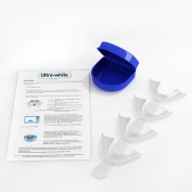 Teeth Whitening Trays -4 Ultra White © Press to Form Tray System