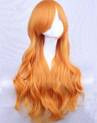 "RoyalStyle 26"" 65cm Long wavy Hair Cosplay wig Women's Long Curly Wig Hair"
