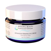 Best Anti Ageing Eye Cream Gives You Younger Looking Eyes, Minimises Fine Lines & Wrinkles, Reduces Dark Circles & Repairs Puffiness and Tired Eyes. Advanced Formula Containing Natural Peptides of Matrixyl 3000 & Tripeptide-5 Plus Ocean Based Retinol.  ..