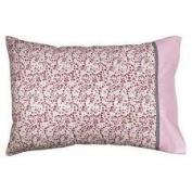 Tiddliwinks Lady Bug Flower Pillow Case