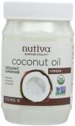 Nutiva Organic Coconut Oil, Virgin, 440ml