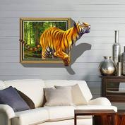 Liroyal 3D Wall Stickers Decor Art Decorations Size 2