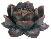 Buddha Meditation Aroma Scent Lotus Incense Burner Collectible