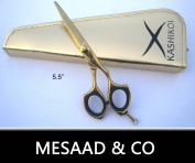 Barber Scissors & Shears Scissors Salon & Spa Equipment Titanium Gold J2 420