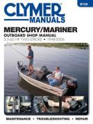 Mercury/Mariner 2.5 - 60 HP 2-Stroke Outboard Motor Repair Manual