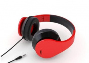 Ronin Sounds Headphones Red Black