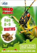 Maths Age 8-9 (Letts Wild About)