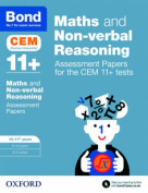 Bond 11+: Maths and Non-Verbal Reasoning