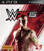 WWE 2K15 with Preorder DLC
