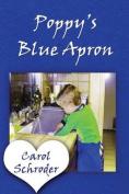Poppy's Blue Apron