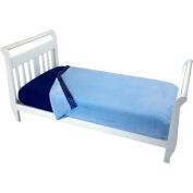 Everything Kids Blue Plush Blanket