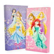 Disney Princess Glow in the Dark 2-Pack Canvas Wall Art