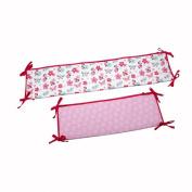 Disney Baby Bedding Minnie Mouse Portable Crib Bumper