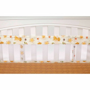Disney Baby Bedding Lion King Wild About You Secure-Me Crib Liner