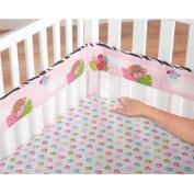 Garanimals Wild Life Fresh Air Crib Liner