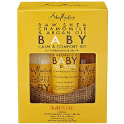 SheaMoisture Shea Baby Gift Set, 4 pc