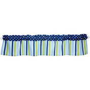 Little Bedding by NoJo #1 Team Window Valance