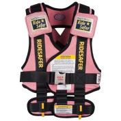 Safe Traffic Systems JD15200PWB - Ride Safer 3 Travel Vest Large - Pink
