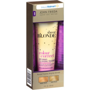 John Frieda Sheer Blonde Colour Correct Anti-Brassy Cleansing Treatment, 120ml
