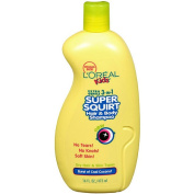 L'Oreal Kids 3-In-1 Super Squirt Burst of Cool Coconut Hair & Body Shampoo, 470ml