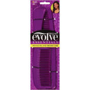 Evolve Essentials Detangling and Dresser Comb, 2 pc