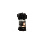 Upper Canada Soap 816700B Hair Drying Gloves - Black