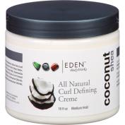 EDEN BodyWorks Coconut Shea All Natural Curl Defining Creme, 470ml