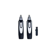 Remedy Nose and Ear Trimmer Groomer Wet-Dry - Set of 2