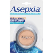 Asepxia Shine Control Compact Powder, Beige Matte, 10ml