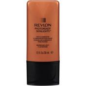 Revlon PhotoReady Skinlights Face Illuminator, 400 Bronze Light, 30ml