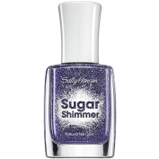 Sally Hansen Sugar Shimmer Textured Nail Colour, Gummy Grape, 10ml