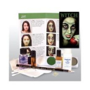 Mehron Inc. KMPWM Witch Character Makeup Kit