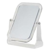 Rucci M942 Rectangle Acrylic 3x Magnification Mirror
