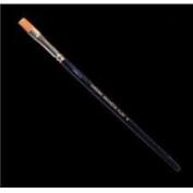 Cinema Secrets SB018C - No. 8 Nylon Flat Applicator Brush