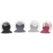 Tattoo Junkee Basic Body Glitter Set, 4 pc