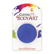 Custom Body Art 18ml Blue FACE PAINT Painting Makeup Parties Halloween