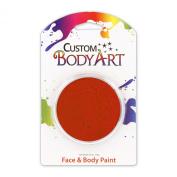 Custom Body Art 18ml Red FACE PAINT Painting Makeup Parties Halloween