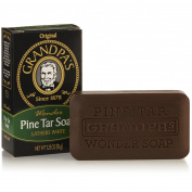 Grandpas 233486 Pine Tar Bar Soap 100ml