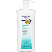 Equate Sensitive Skin Unscented Body Wash, 1000ml