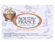 South of France 1282441 Natural Bar Soap Shea Butter 180ml