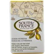 South of France 1306315 Bar Soap Lemon Verbena Travel Size 45ml Case of 12